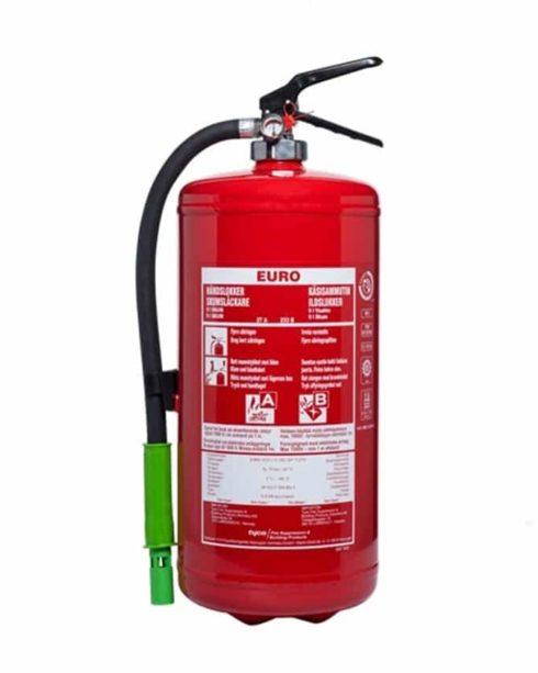 9 liter skumslukker