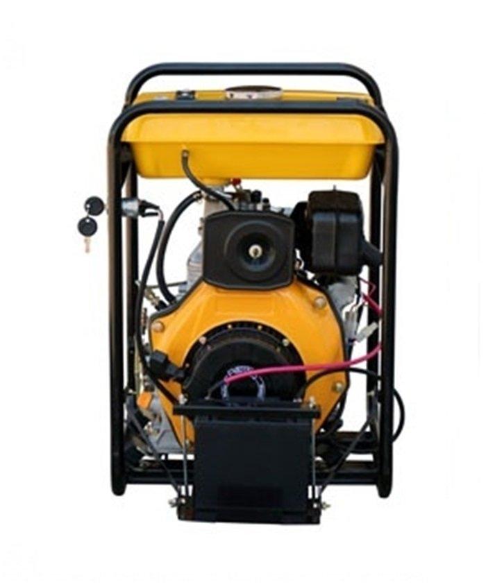 Diesel Brandpumpe 500 ltr. min 4,5 bar