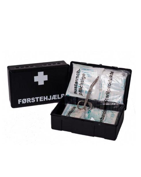 Førstehjælpskasse STANDARD DIN 13164