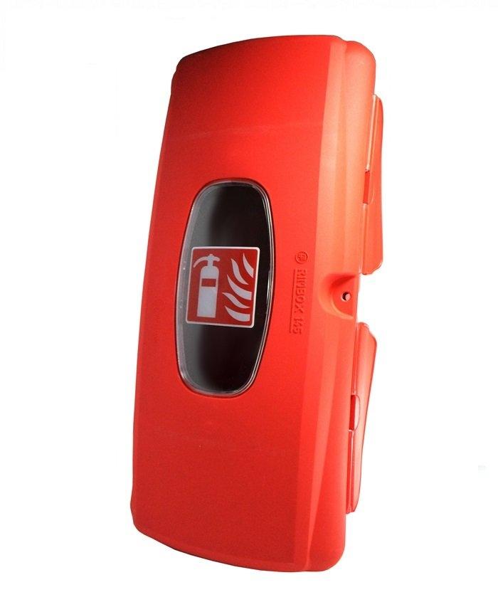 PLAST- BOX TIL 6 KG ILDSLUKKER – RIMBOX 145