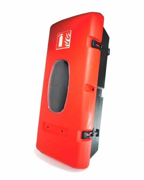 Ildslukkerskab RIMBOX 155 6/9 kg slukker