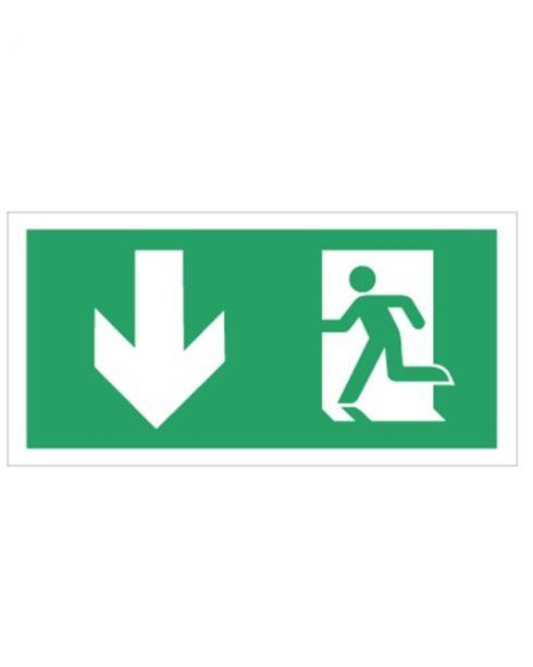 Flugtvejs skilte / Nødudgangs skilte