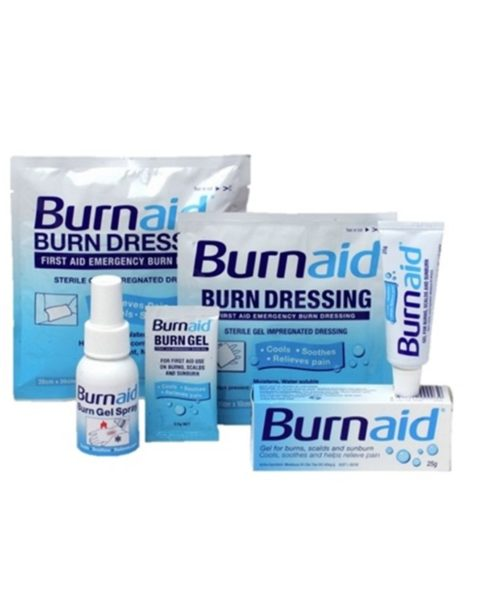 burn aid hydro gel