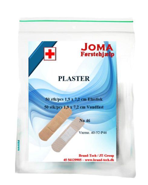100 stk. Plastre - førstehjælp