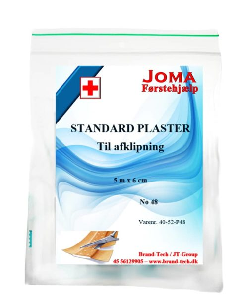 Standard Plaster til afklipning