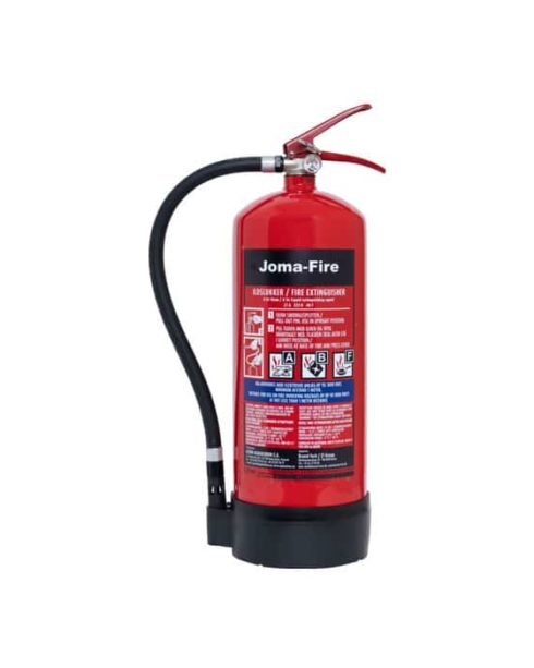6 ltr. ABF Universal brandslukker Joma-Fire