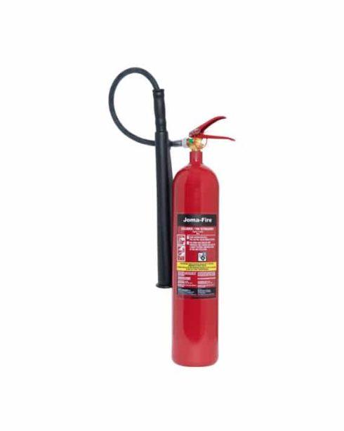 Co2 slukker / kulsyreslukker Joma-Fire