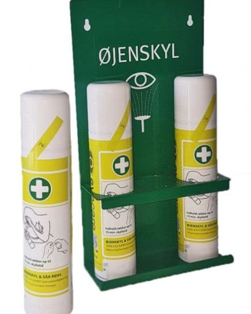 Øjenskyllespray 250 ml