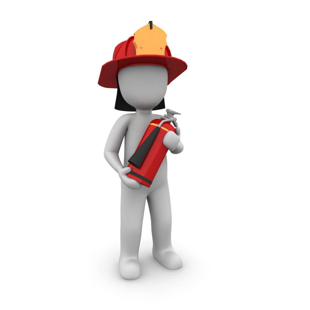 Brand-Tech Kontroleftersyn af brandmateriel